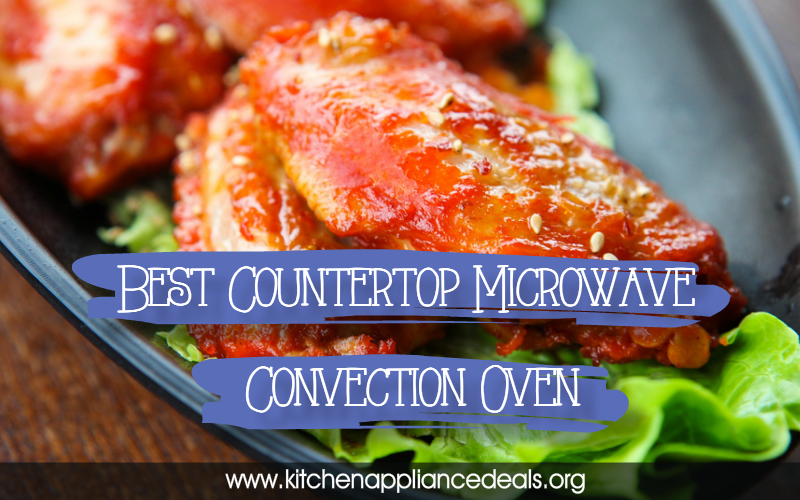 Best Countertop Microwave Convection Oven